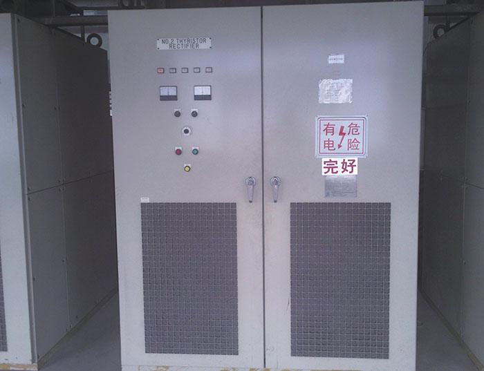 日本三社注化法着色电源